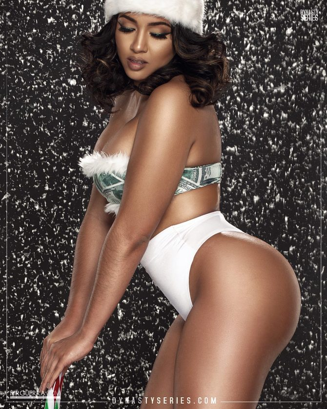 Kat: Wishing You A Merry Christmas – Jose Guerra x Monaco NYC