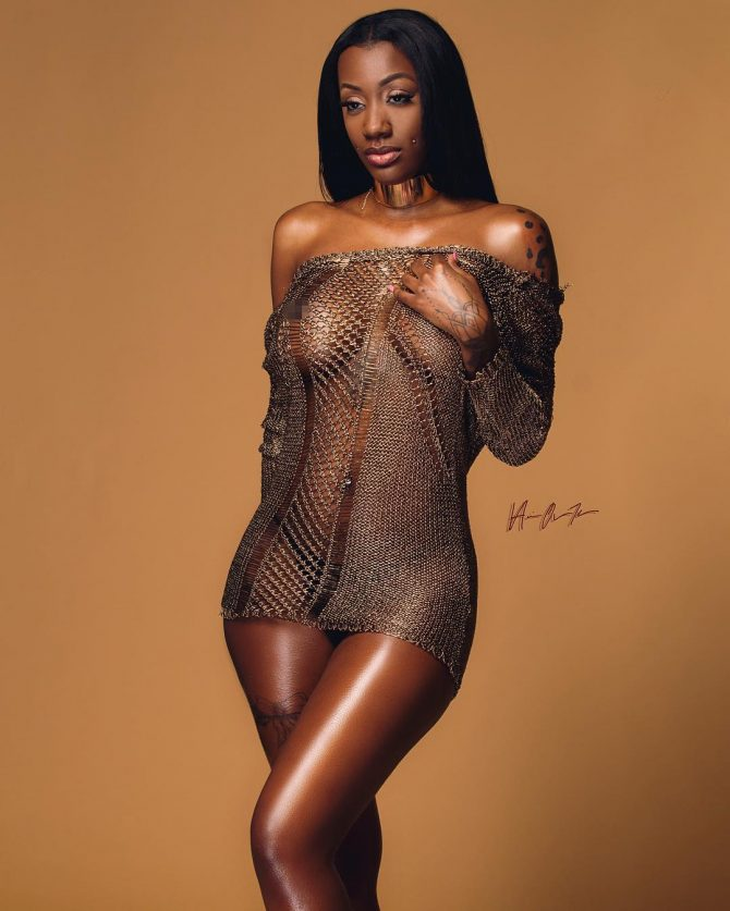 @brownngoddess – Pic of the Day Triple Play – Him Over There Studios