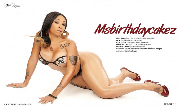 Text and Chat with MsBirthdayCakez - ChatStar