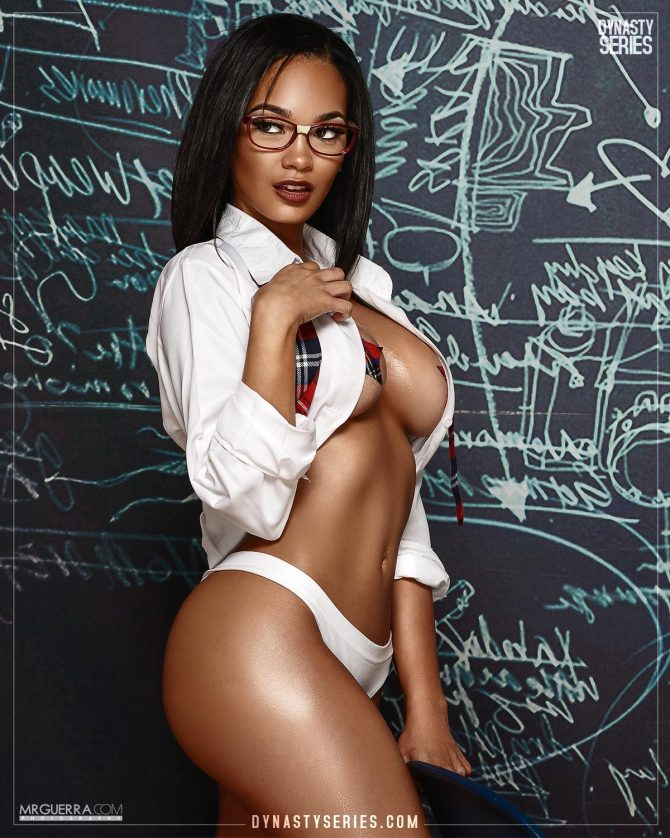 Chelsea Lovelace: Second Semester x Head of the Class – Jose Guerra
