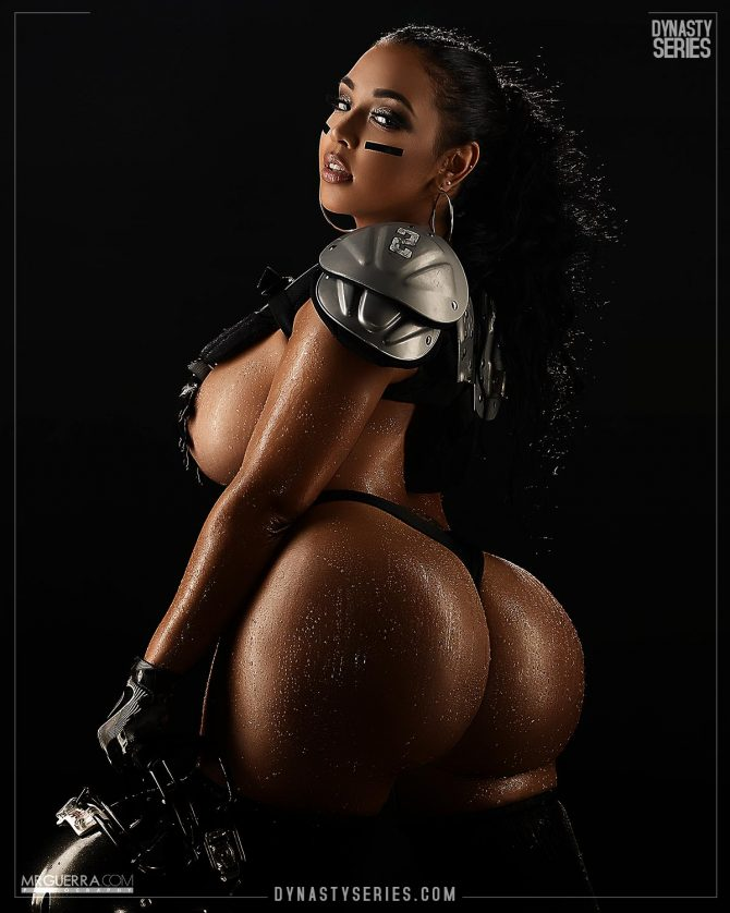 Dalii Baby: NFL Series x Superbowl Week – Jose Guerra