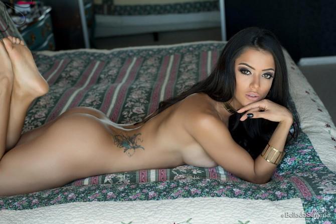 Hailana Santos on BellaClub.com