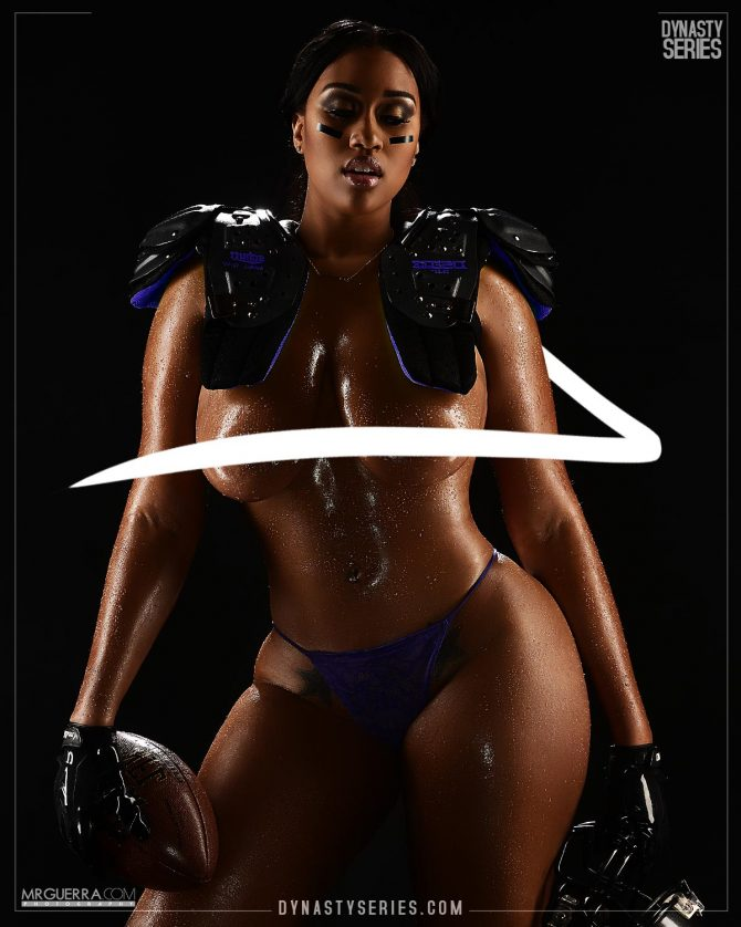 Taylin: NFL Series Conference Championship – Jose Guerra