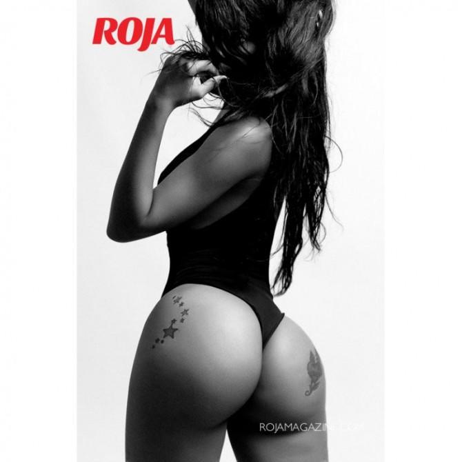 Manyara in Roja Magazine – Algis Infante
