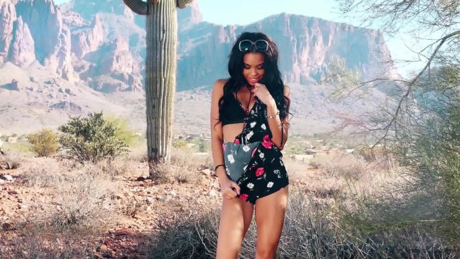 Briana Ashley in Desert Lover – Playboy Video Preview