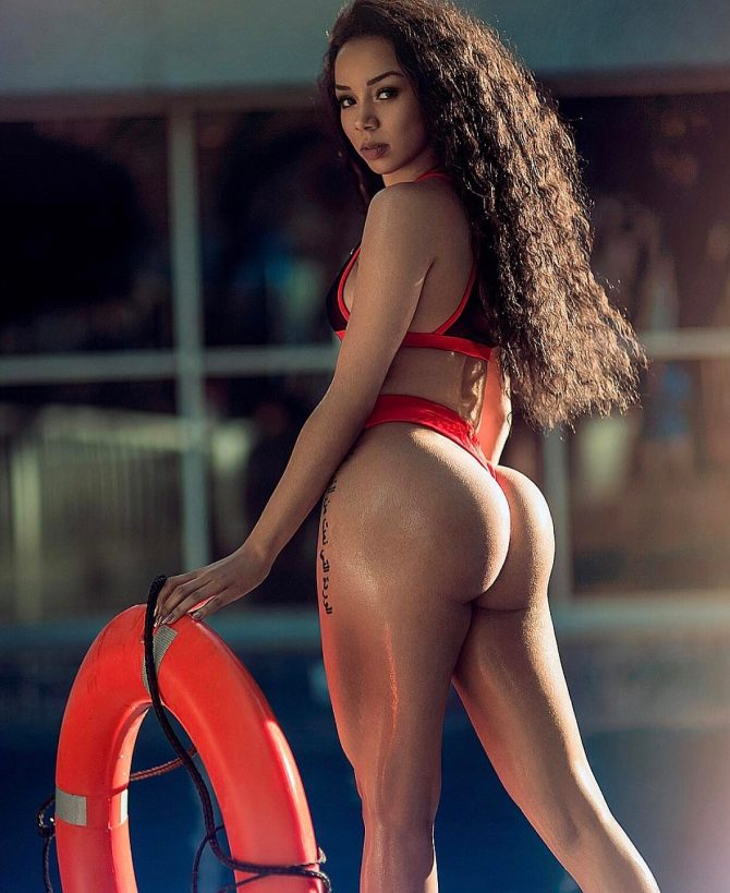 Brittany Renner: Ready 4 Summer – Jessy J Photo