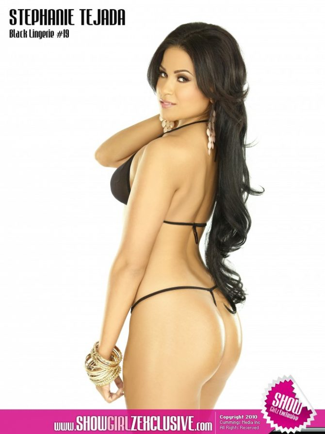 Stephanie Tejada in SHOW Magazine