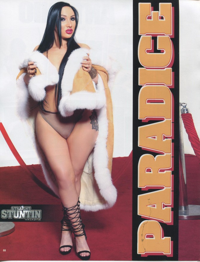 Paradice in Straight Stuntin #44