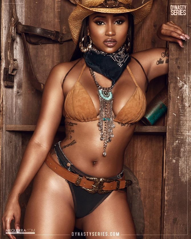 Lisa Perez: Once Upon A Time In the West – Jose Guerra