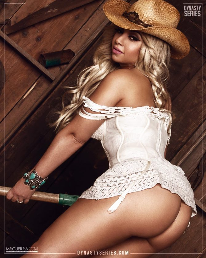 Lady Natalie: More of Once Upon A Time In the West – Jose Guerra