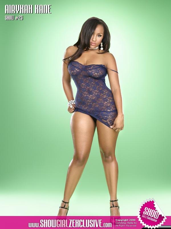 Airykah Kane in SHOW Magazine #23