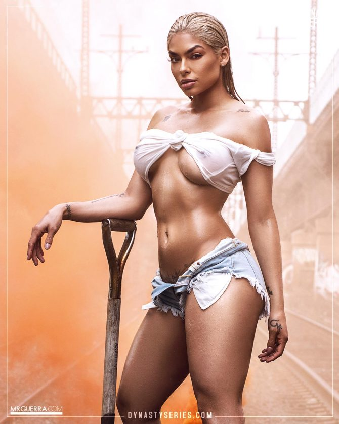 Ivette Denise: All Aboard – Jose Guerra
