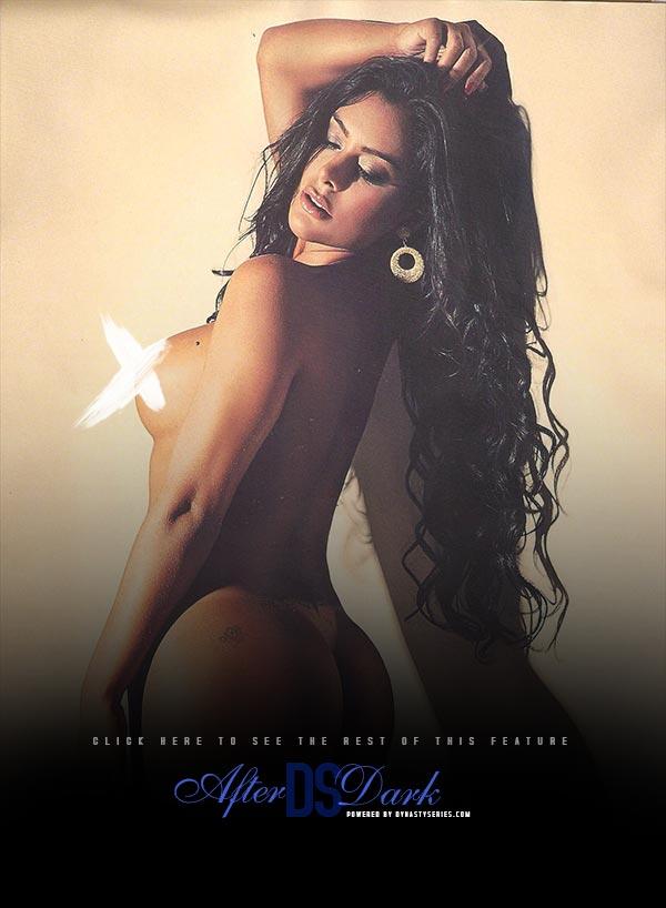 Larissa Riquelme in Sexy Brazil – DSAfterDark