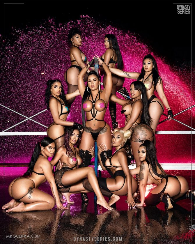 Girls of Starlet's: Splashworld NYC – Jose Guerra