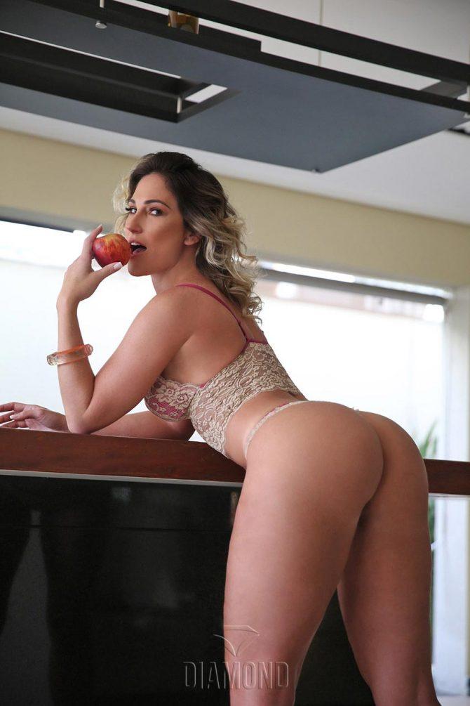 Ana Lúcia Fernandes x Diamond Brazil