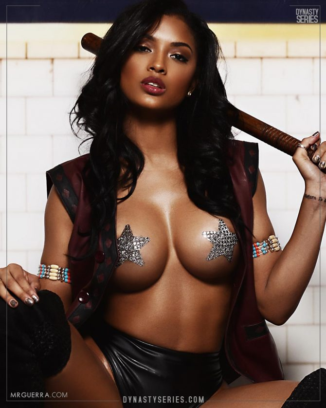Marilyn Melo: The Warriors Part Deux – Jose Guerra x Artistic Curves