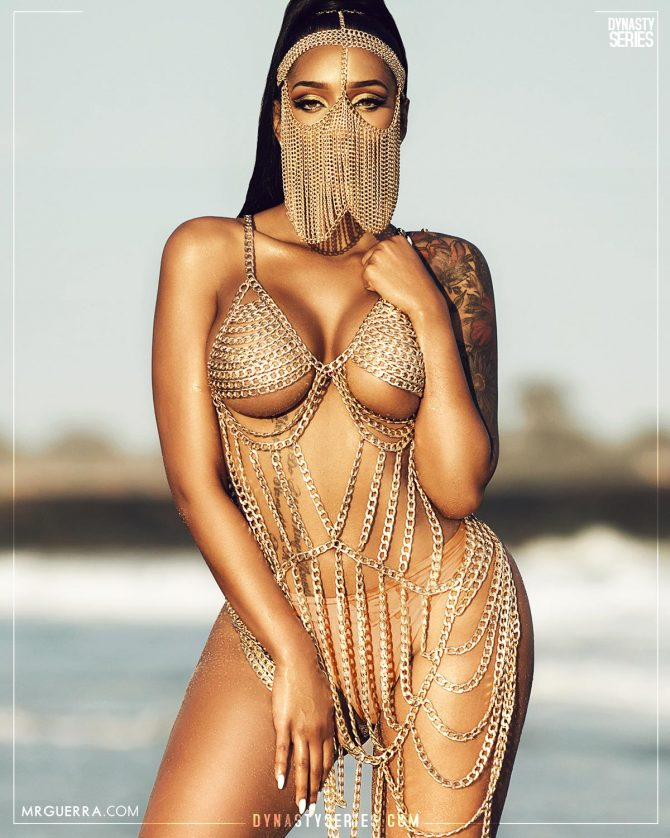 Baddie Gi: More of Chains of Gold – Jose Guerra