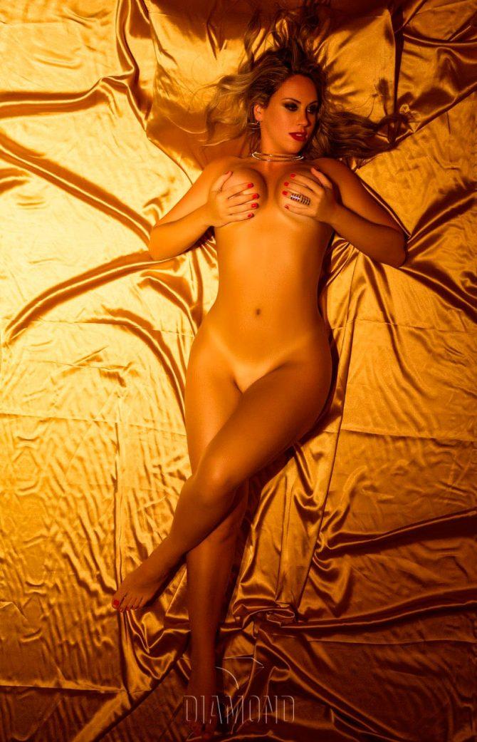 Nelita Ayala x Diamond Brazil