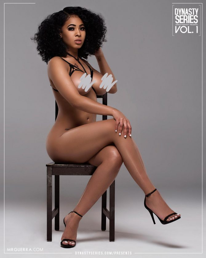 Sasha Bleu: DynastySeries Presents Volume 1