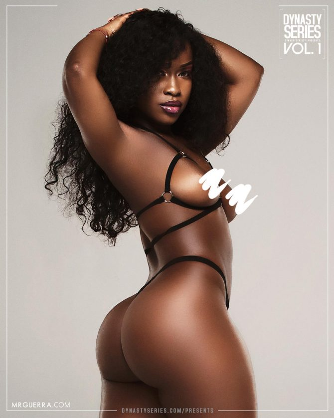 Vanity Reign: DynastySeries Presents Volume 1 Bonus Preview