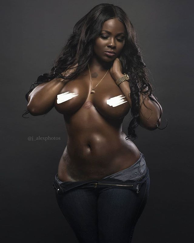 Carma @therealchocolatethang: In Love With the Coco – J. Alex Photos