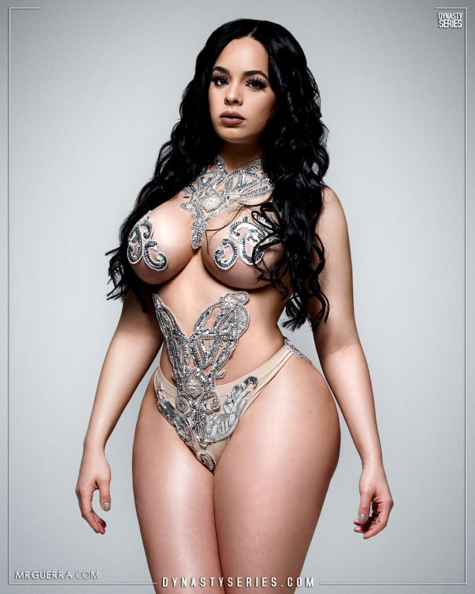 Dhary: Opus Dolls x Jose Guerra