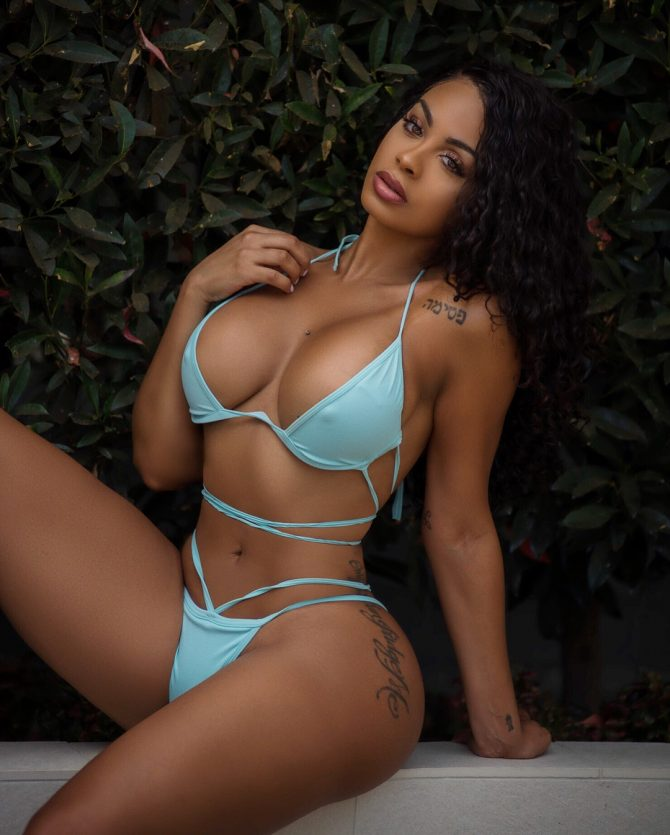 Analicia Chaves @ana_montana: Three Peat – Photo Mark