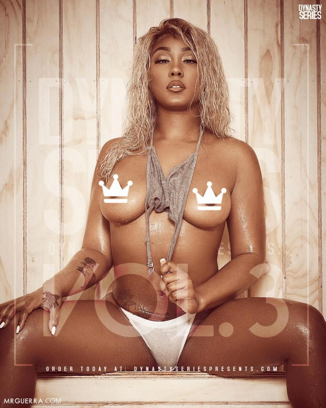 Denise Taray: DynastySeries™ Presents Volume 3: Sauna