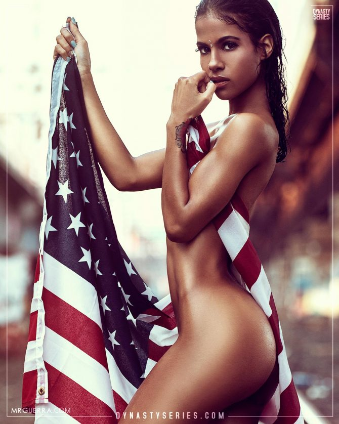 K. Crystall: Independence Day – Jose Guerra