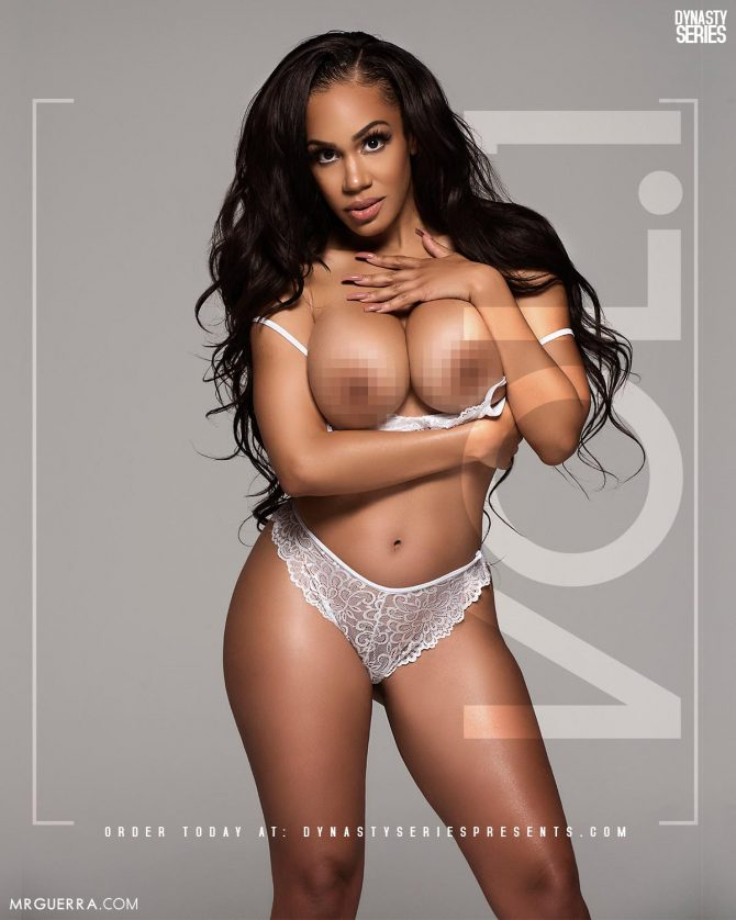 Tanya Renee: DynastySeries™ Presents Volume 1