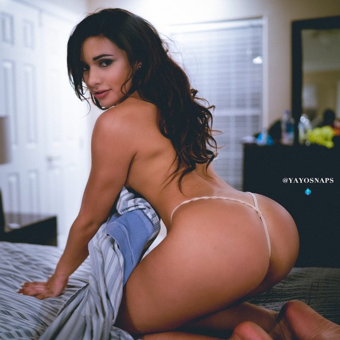 Ashley Ortiz @iamashleyortiz_ x Yayo Snaps