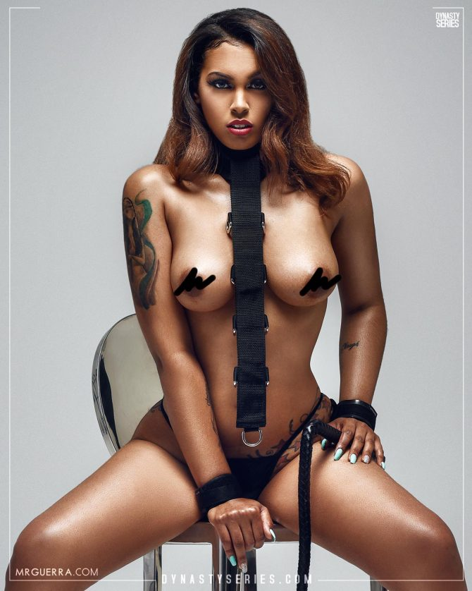 Tacyianna: Domination – Jose Guerra