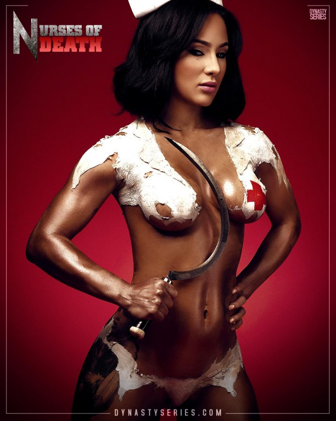 Brittany Dailey: DynastySeries Collectors Edition – Nurses of Death