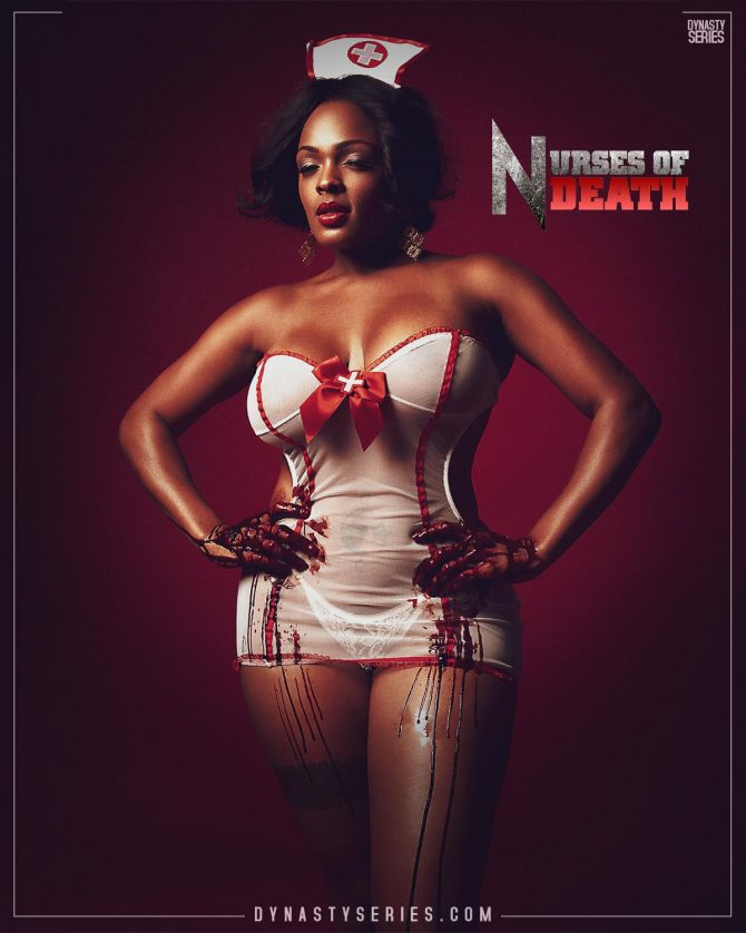 Laeann Amos: DynastySeries Collectors Edition – Nurses of Death