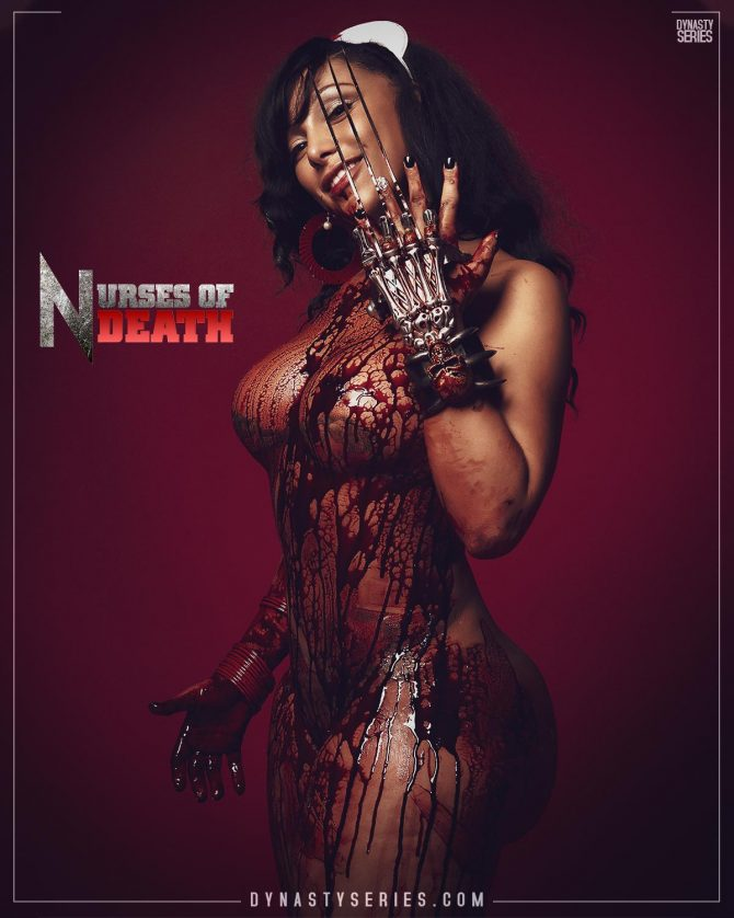 Model Bubbles: DynastySeries Collectors Edition – Nurses of Death