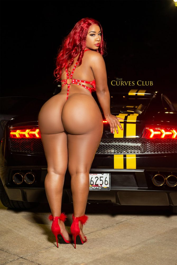 Adrienne @adrienne_obsession: Night Rider – The Curves Club