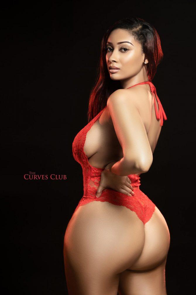Jessica Reddy @imjessicareddy: Strawberry Shortcake – The Curves Club