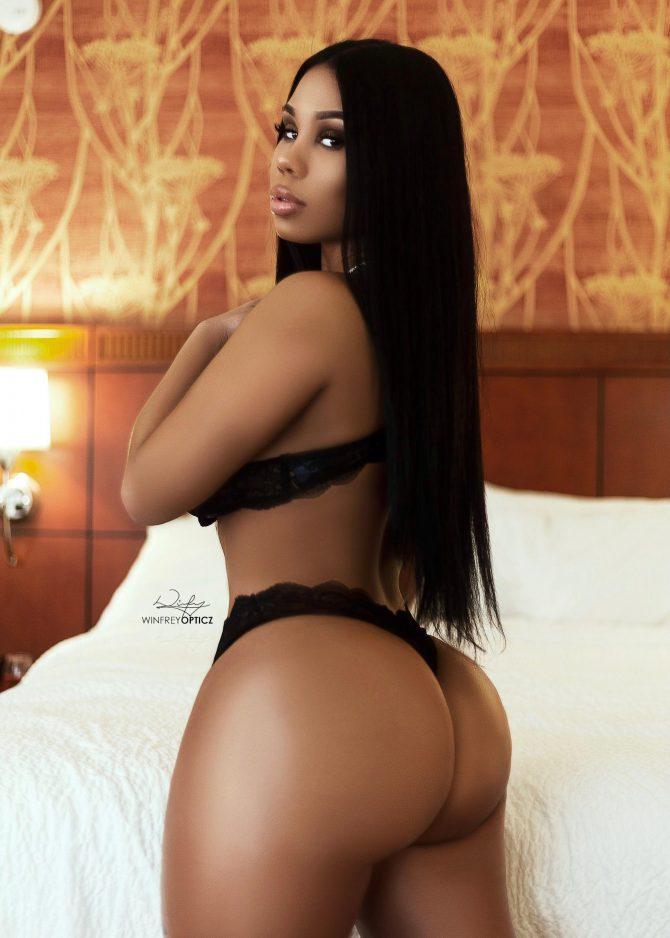 Devin Michelle @iamdevmichelle – Model Modele x Winfrey Opticz