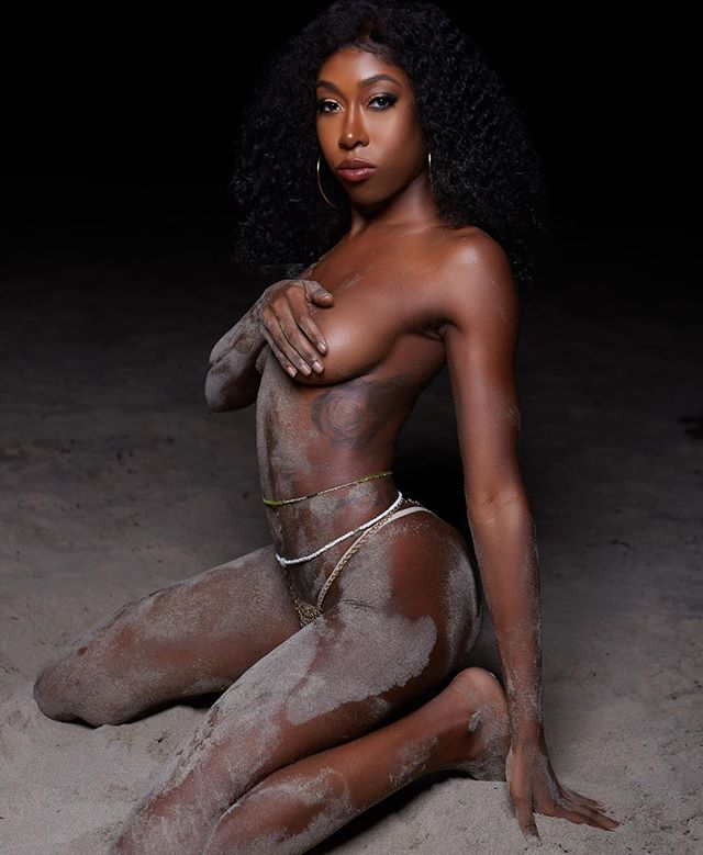 Jordanne @_jordanne: Dark Sands – Patrick Mckenzie