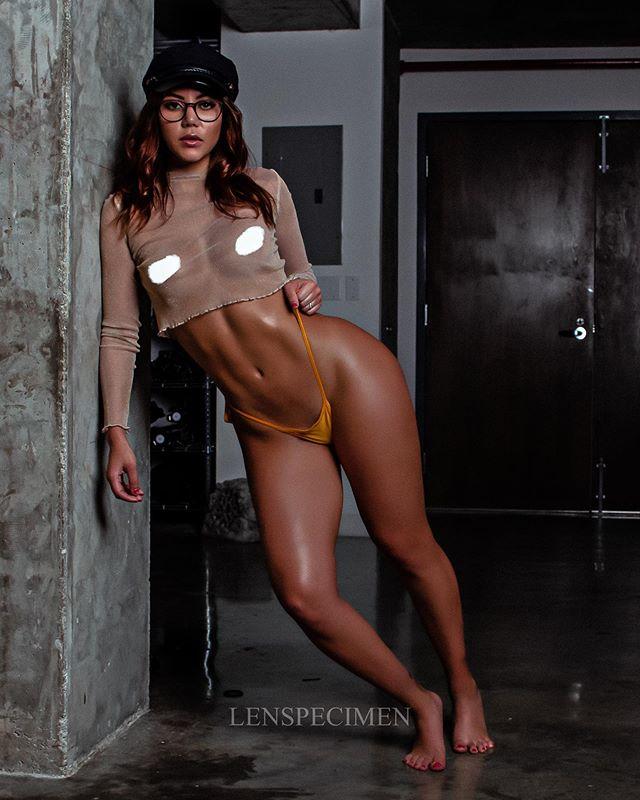 Alejandra Pineda @alejapineda1 x Lenspecimen