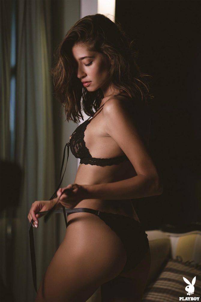 Raluca Cojocaru x Playboy