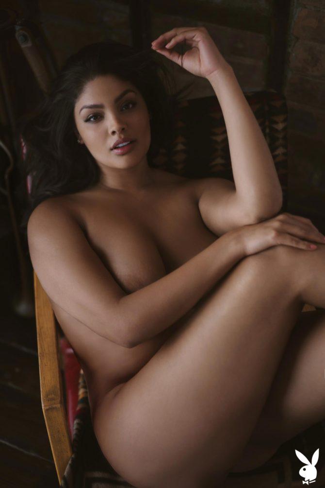 Jocelyn Corona in Afternoon Escape x Playboy