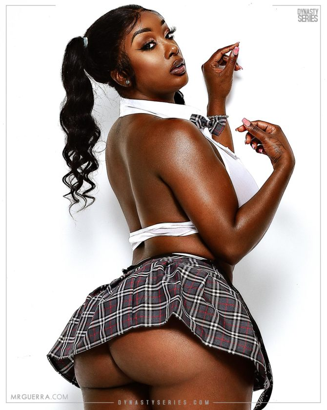 Nina the Elite: Back 2 School – Jose Guerra