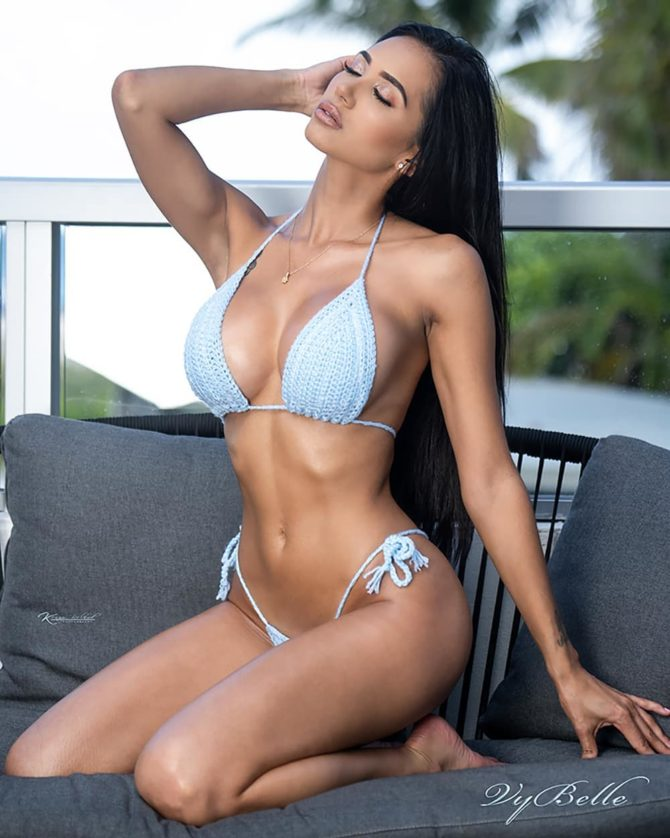 Amber Quinn @amberquinnofficial: Just Once – Kenny Roland Photo