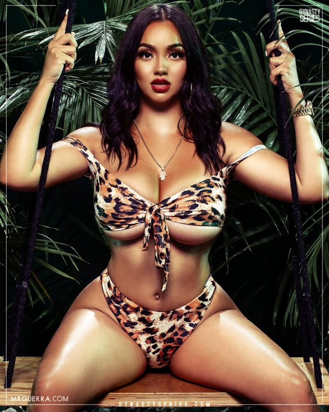 Erica Monique: Rain Forest – Jose Guerra