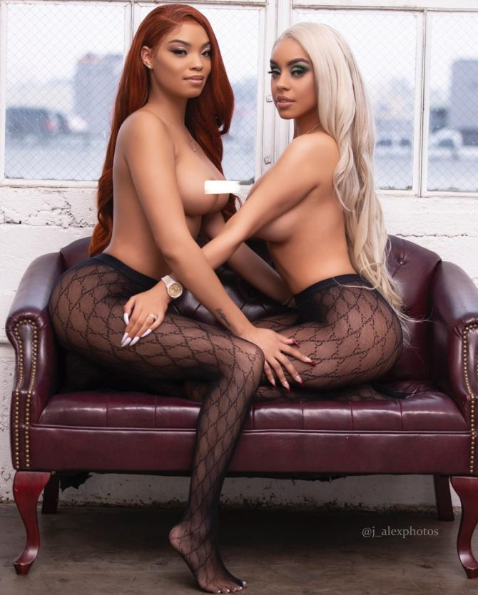 Ilynae @ilynae x Michelleia @cheetahhpearl: It Takes Two – J. Alex Photos