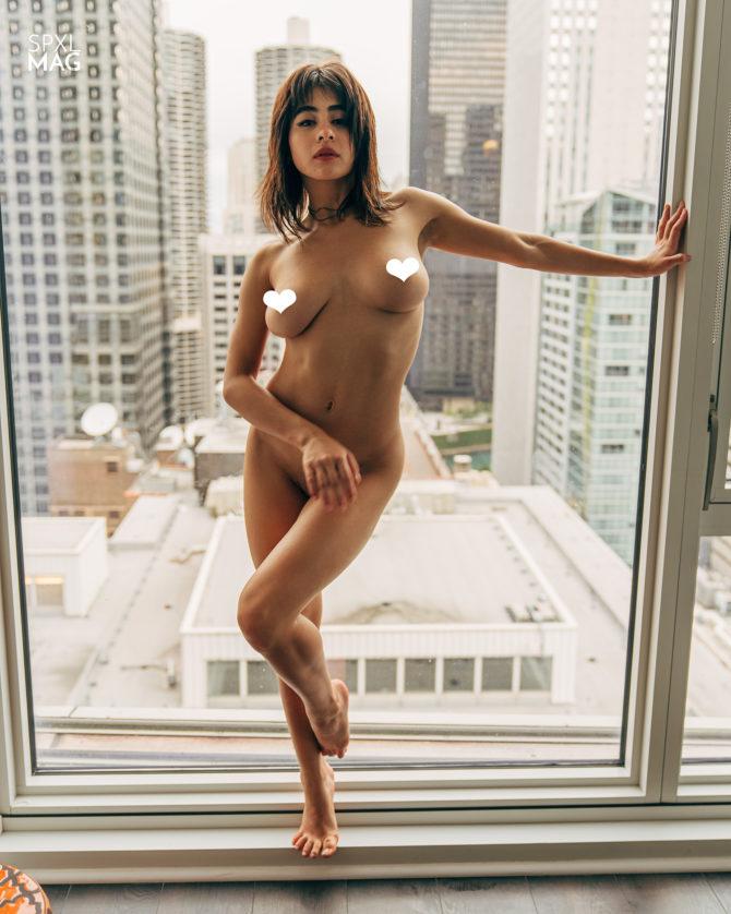 Mia V @@miav.meee: Bella – SPXL Mag x Biohertz Photography