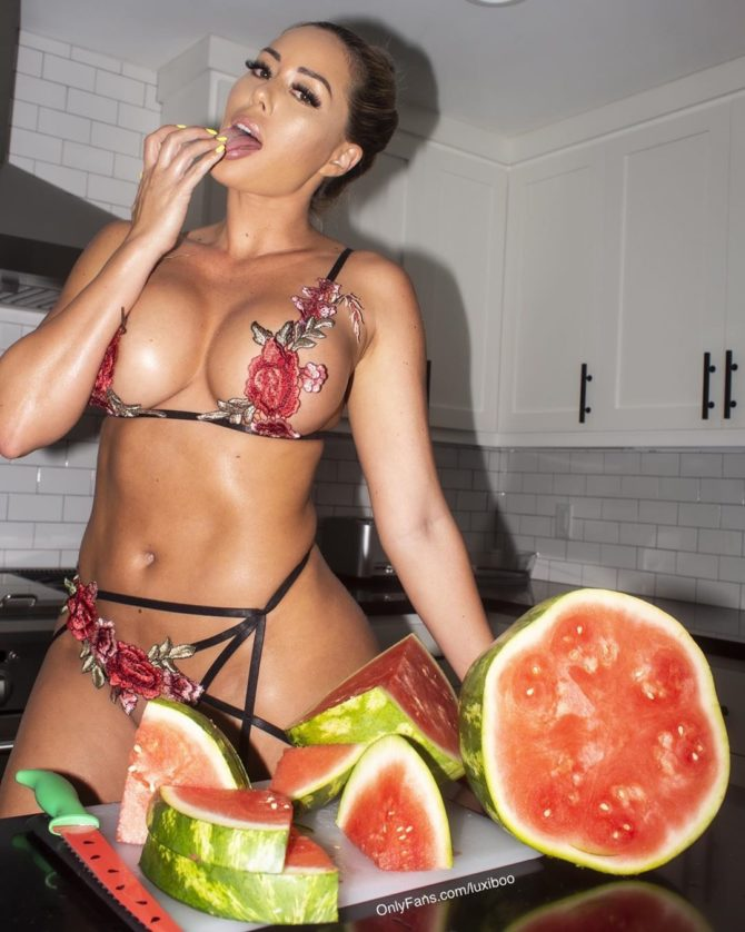 Luxi Boo @luxiboo: Fruit Salad – Lani Lee