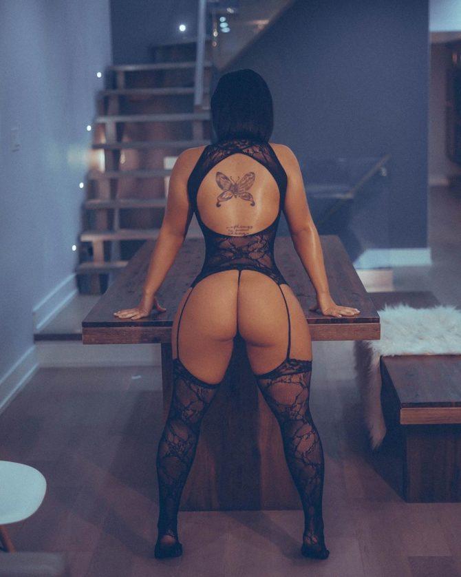 Mandy Milano @sassy.mandy x Eames Alexander