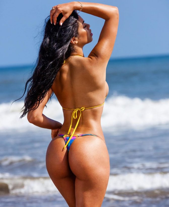 Suelyn Medeiros @suelynmedeiros: Beauty and the Beach – Drew Dailey Images
